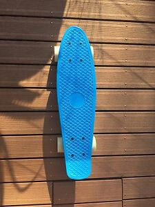 Penny Board - Blue and White Belair Mitcham Area Preview