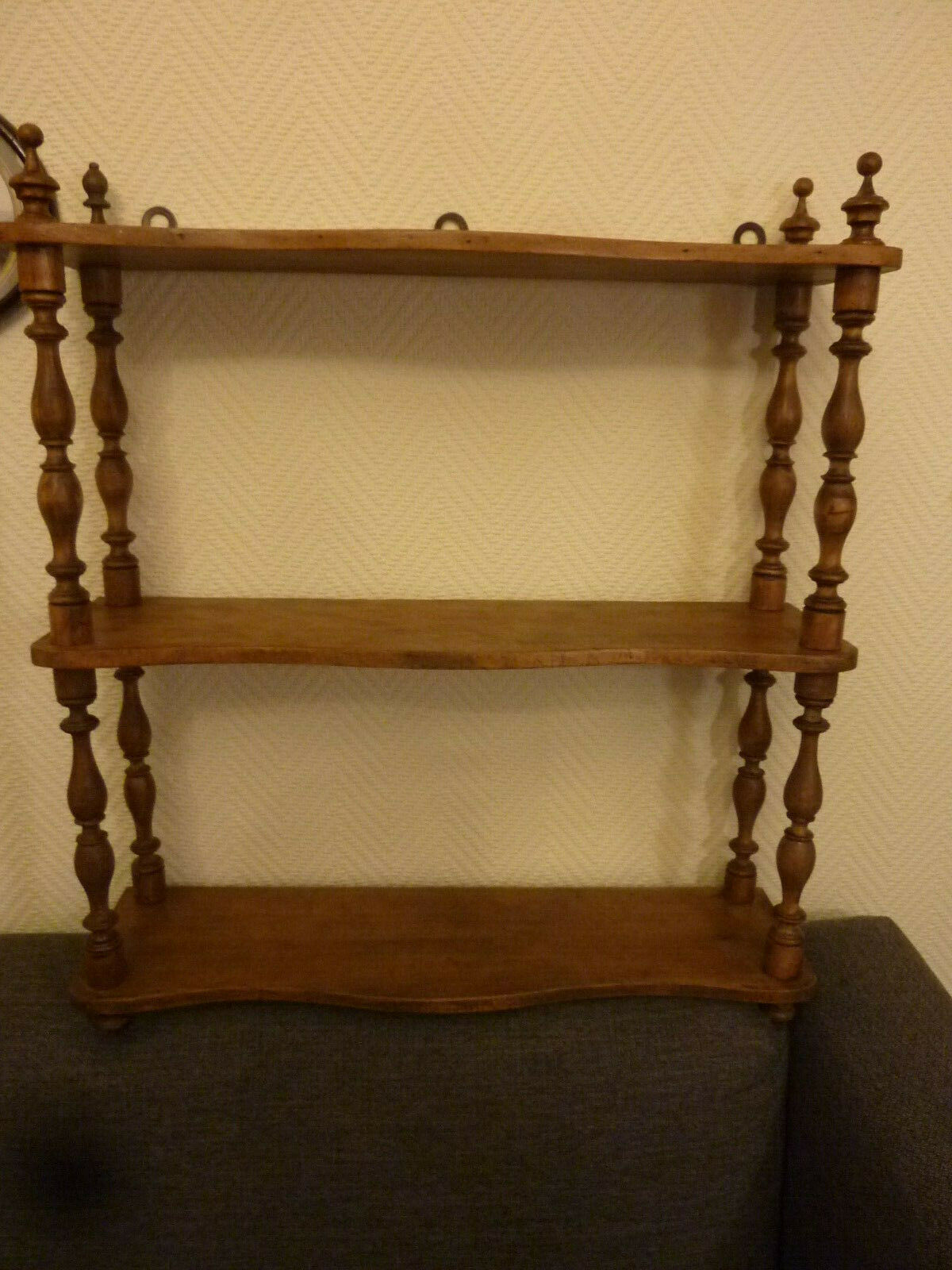 Regal Etagere Bucherregal Grunderzeit Wandregal Antik