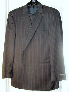 NWT Jos A Bank Signature Collection GORDEN model Wool Suit 50XL 46W
