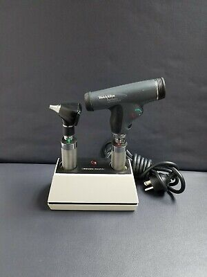 Welch Allyn W-a 71110 Desk Charger 23810 Otoscope Upgrade And 11810 Panoptic