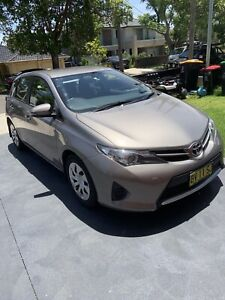 2013 Toyota Corolla accent Yagoona Bankstown Area Preview