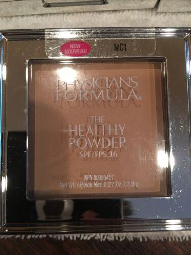 Physicians Formula The Healthy Powder MC1 Medium Cool 1 SPF 16 - New Sealed - $8.25