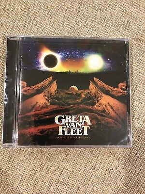 Greta Van Fleet **Anthem Of The Peaceful Army **BRAND NEW CD! Free Shipping ASAP