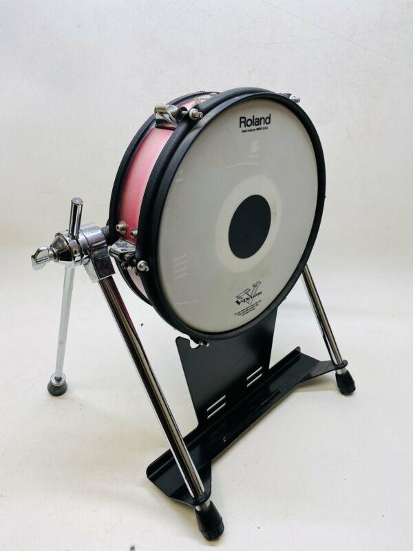 """Roland KD-120 Red Kick Drum 12"""" KD120"""