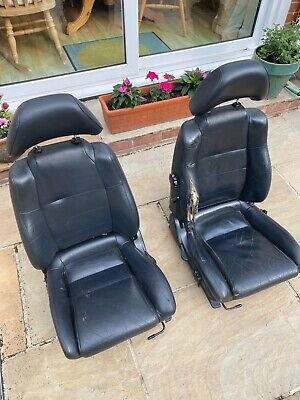 Genuine Toyota MR2 Mk2 1998 Rev 5 Leather seats