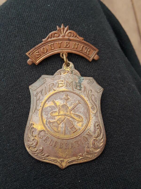 Souvenir Firemen