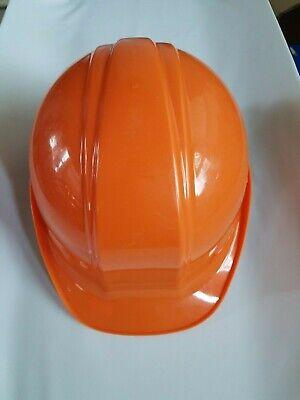 Hi Vis Hard Hat Cap Ratchet Suspension Construction Safety Helmet