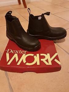 Work Boots brand new size 10 dexter Heritage Park Logan Area Preview