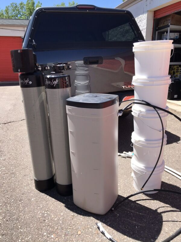 Ec5 RainSoft Whole House Water Treatment Conditioning System