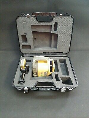 Topcon Rl-h3c Red Rotary Laser Level With Receiver Clamp - 20