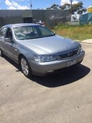 Ford BF Fairlane Ghia 6speed leather rego books 226kms  Campbellfield Hume Area Preview