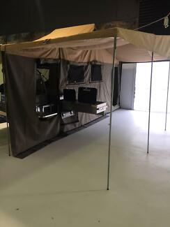 Voyager Rear Fold   Off-road camper Wangara Wanneroo Area Preview