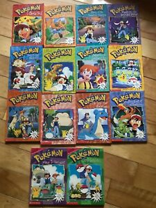 Pokémon children's books
