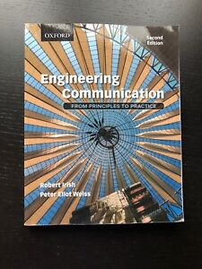 Engineering Communication From Principles to Practice Textbook
