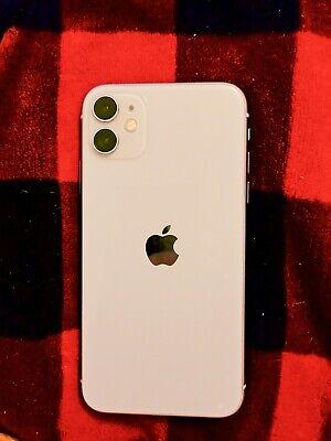 Apple iPhone 11 - 64GB - Purple (Unlocked) A2111 (CDMA   GSM)