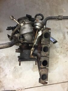 TURBO CHARGER FOR SALE CAME OUT FROM 2006 VOLKSWAGEN JETTA 2.0T