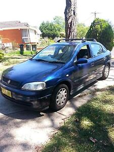 2004 Holden Astra Hatchback Campbelltown Campbelltown Area Preview