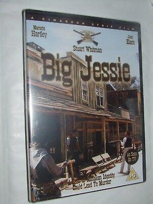 BIG JESSIE  Stuart Whitman DVD NEW & SEALED Western