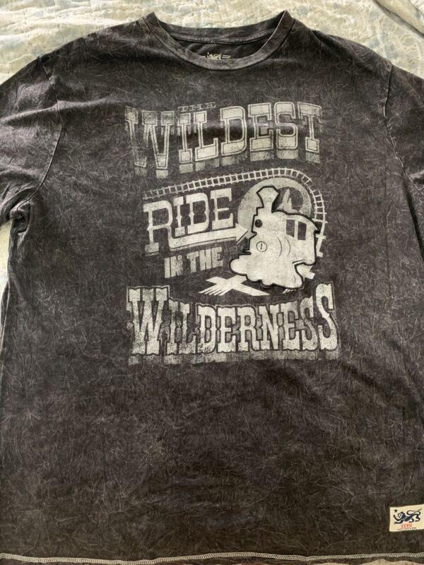 DisneyParks Big Thunder Mountain Railroad tshirt XL Twenty Eight And Main