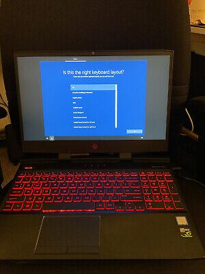 hp omen gaming laptop 15.6