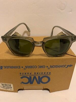 Vintage Welding Glasses 4 34 Made In The Usa
