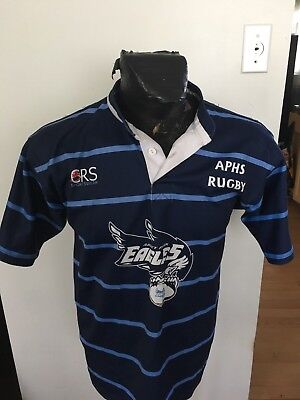 MENS MEDIUM CRS Rugby Jersey ABBEY PARK EAGLES  25 bfc42b97f