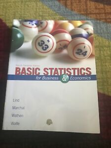 4th Edition Basic Statistics for Business and Economics