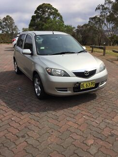 UP FOR SALE  2004 Mazda 2