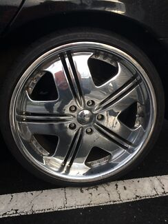 XHP CHROME WHEELS Springfield Ipswich City Preview