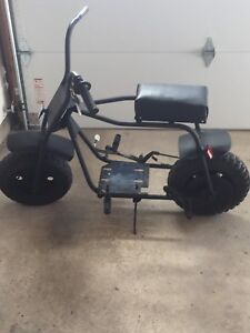 "1970 MINIBIKE ""Frame Only"""