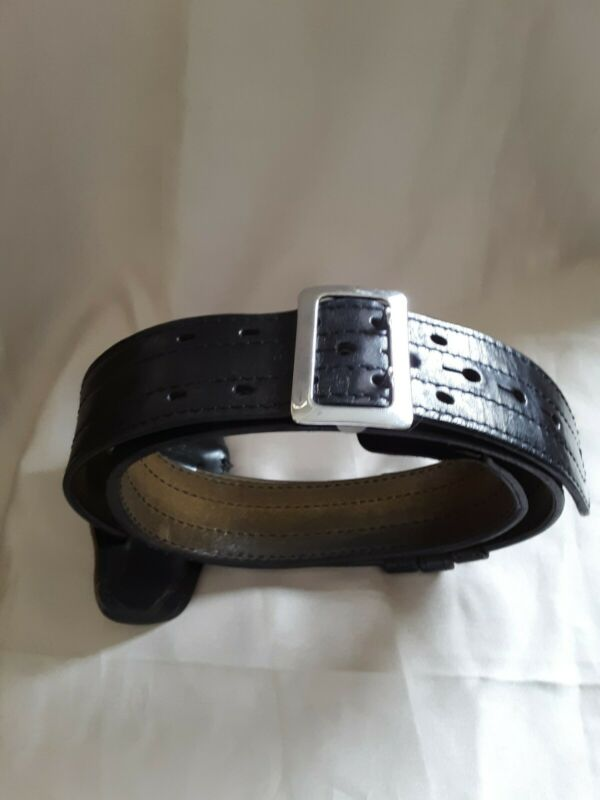 Safariland Duty Belt, Model 87, Police Security, Size 44