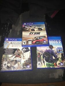 Ps4 games need gone