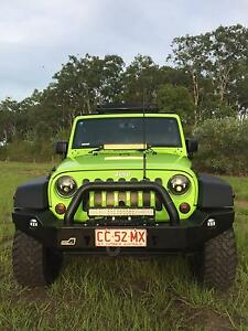 2013 Jeep Hulk Edition Wrangler Sport Bar Beach Newcastle Area Preview