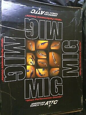 Attc Mig Welding Gun 400a 15ft .045 Tweco For Miller Welder