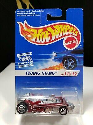 1996 HOT WHEELS FIRST EDITIONS TWANG THANG - P2