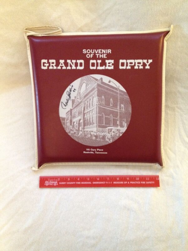 SIGNED Rare Vintage Grand Ole Opry 70