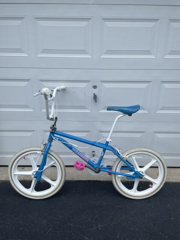 1986 GT Performer BMX Freestyle Bicycle Pro