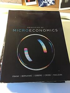 Principles of Microeconomics (4th Canadian Edition).