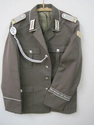 NVA Uniform Jacke Ministerium für Staatssicherheit Leutnant MfS Effekten DDR FDJ