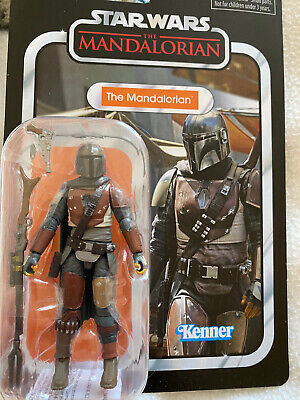 Star Wars The Mandalorian The Vintage Collection 3.75 Inch  Figure