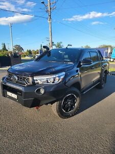 2020 Toyota Hilux Rugged X (4x4) 6 Sp Automatic Double Cab P/up
