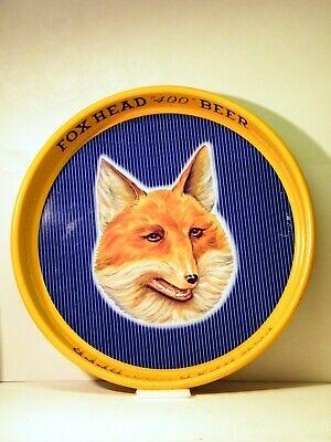 FOX HEAD 400 Beer Serving Tray, Waukesha, WI