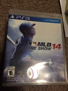 MLB The Show 14 - PS3