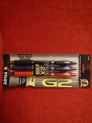 G2 Premium Retractable Gel Ink Pen Assorted Ink