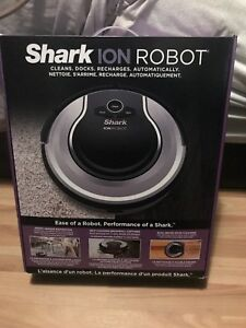 New Shark ion robot vacuum