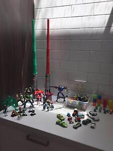 Toys - Ben 10, Smurfs, Trashpacks & Cards, Bionicle Heros Bentleigh East Glen Eira Area Preview