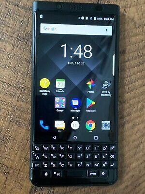 Nice BlackBerry KEYone - 32GB - AT&T Black