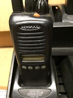 Kenwood Tk-2180 Vhf 136-174mhz Widenarrow Radio -public Safety Fire Police Ems