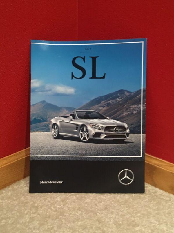 2017 Mercedes-Benz SL Sales Brochure