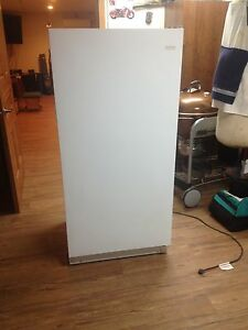 Smallest standup freezer
